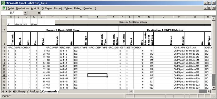IPCOMM, ipConvLite/MEC2PBM: PROFIBUS-DP, Master Gateway